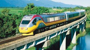 Tilt train derailed just hours after track inspection