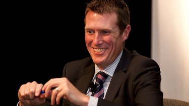WA Treasurer Christian Porter: 'The best way to spend this money, is not to spend it.'