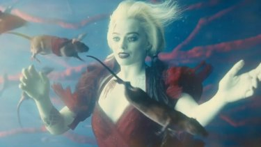 Watch the new trailer for James Gunn's The Suicide Squad, in cinemas August 5.