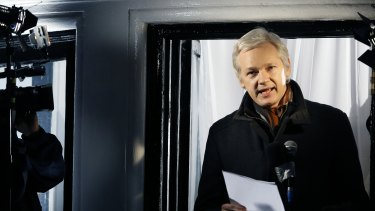 "Julian Assange: ""Secretive state intelligence agencies are merging with the corporate world in their bid to harvest all human electronic communication."""
