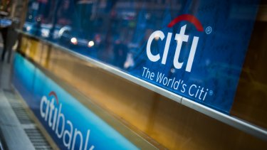 Citigroup trader fired over five-word message in foreign