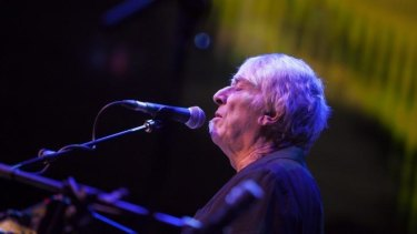 John Cale performs in <i>Signal To Noise</i> at Hamer Hall as part of Supersense.