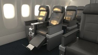 97f7aa722437 American Airlines will add premium economy class to most of its  international aircraft from late 2016