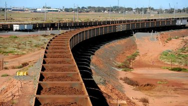 With the iron ore price remaining high, Fortescue's debt challenge appears far more achievable.
