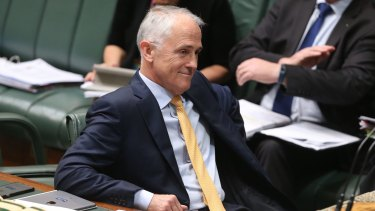 Malcolm Turnbull has indicated the plebiscite could itself be the decider of the reform.