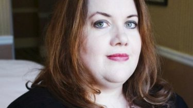 """Sarai Walker: """"I wanted to write this novel about a fat woman which had never been written before."""""""