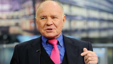 "'I think it's very likely that we're seeing, in the next 12 months, an '87-type of crash .... And I suspect it will be even worse."": Investment guru Marc Faber."
