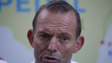 Opposition Leader Tony Abbott has announced a tough policy for those on welfare.