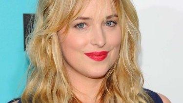 Dakota Johnson will play Anastasia Steele.