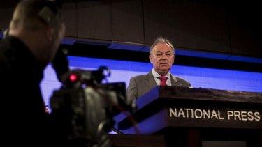 ABC Chairman James Spigelman announces a review into bias at the broadcaster.