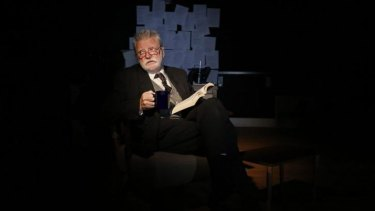 Dilemma: Max Cullen as the old lawyer in Bartleby.