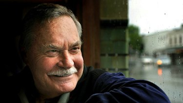 Ron Barassi: 'The memory is bad these days. I'm on six pills a day, not sure what they are for.'