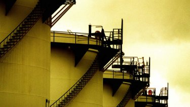 On the block: Shell mulls sale of its Australian refining business.