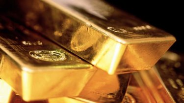 'Gold is the only game in town at the moment' ... Bill Beament.