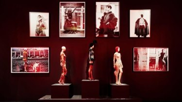 On display   i The Fashion World of Jean Paul Gaultier  From the 9bec64473