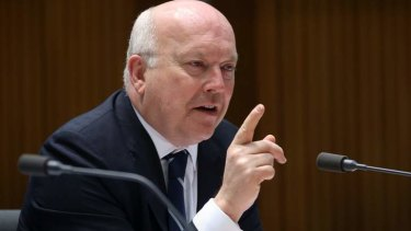 Attorney-General Senator George Brandis has issued a statement on the government's position on East Jerusalem.