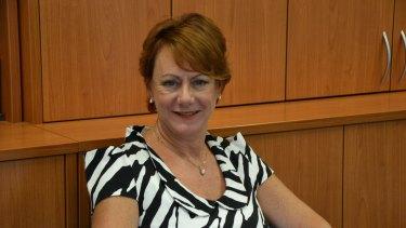 Julie Podbury, president of the Australian Principals Federation.