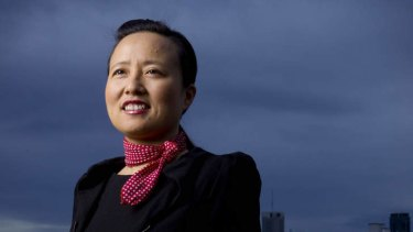 Lindy Chen is making her mark on the business world by helping Australians do business with China.
