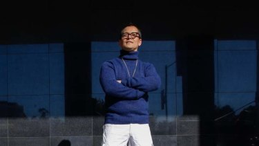 Arts personality Frank Madrid is leaving the Canberra scene.