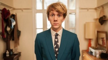 Fabulous: Josh Thomas brings his trademark point of view to Please Like Me.
