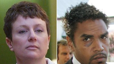 Fathers convicted ... Kathleen Folbigg and Andrew Krakouer.