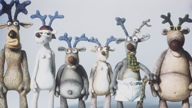 Christmas classic: <i>Robbie the Reindeer: Hooves of Fire</i>.