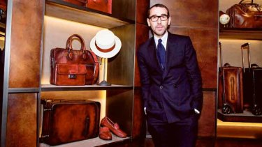 "Berluti's Alessandro Sartori: ""We wanted to build the right mix between extremely high quality and modern design."""