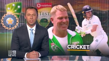 Shane Warne says Will Pucovski faces a baptism of fire if he makes his Test debut against India