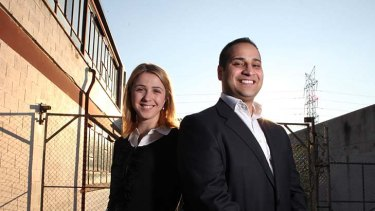 Maysaa and Moustafa Fahour, founders of the Islamic Museum of Australia planned for Thornbury, hope it can break down misunderstandings surrounding Islam.