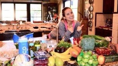 The Blonde Vegan, aka Jordan Younger, found her blogging masked an eating disorder.