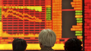 The manic ups and down of the Chinese sharemarket are testing the resolve of the country's novice investors.