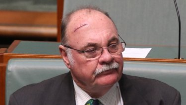 Warren Entsch has put his name to the private members' bill.