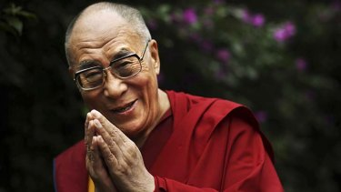 Scheduled to visit Sydney University in June: The Dalai Lama.