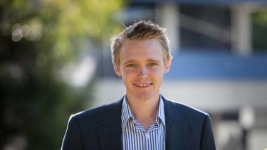 Making history ... Wyatt Roy.