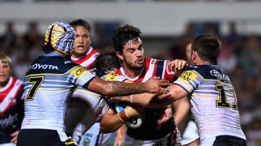 Marquee matchup: The Cowboys host the Roosters in round three.