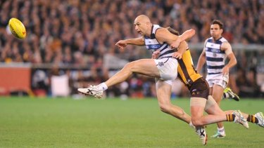 James Podsiadly made his mark in the five years at the Cats.