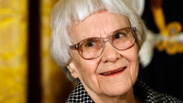 Harper Lee will publish her second novel, <i>Go Set a Watchman</i> in July.