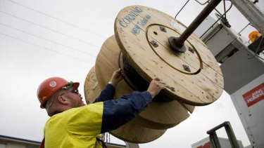 NBN: The rollout is again under fire.