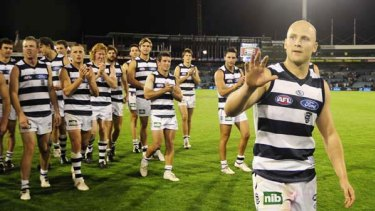 Gary Ablett, 25, is considered a good risk for a five-year deal.