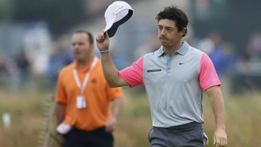 Rory McIlroy joins golf's elite with two-shot British Open win