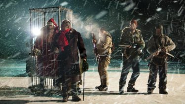 Christmas horror: Sinister spirit are about in <i>Rare Exports</i>, a comedy from Finland.