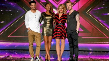 Watching <i>X Factor</i> this year is a lesson in how to make a contemporary reality/shiny-floor show.