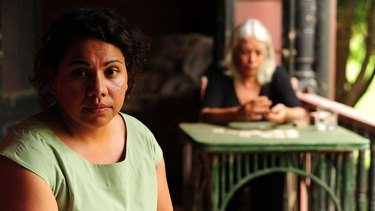 <i>The Sapphires</i> star Deborah Mailman appears in his new feature about ghost stories.
