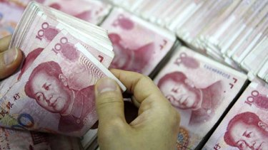 New Zealand has joined the United States, Australia and Japan currencies  to directly convertible into renminbi.