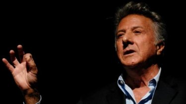 Critique ... modern film-making has sunk to a 50-year low, says Dustin Hoffman.