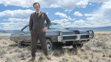 The TV series <i>Better Call Saul</i>, starring Bob Odenkirk, is the prequel to which TV series?
