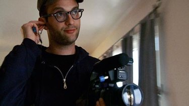 Director of Gasland, Josh Fox.