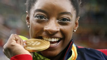 Sponsoring the Olympics is big business. Simone Biles is now considered the greatest female gymnast in the world.