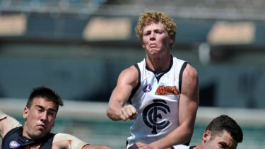 Carlton's Josh Bootsma has been sacked after inappropriate use of social media came to light.