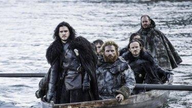 Jon Snow in 'Hardhome'